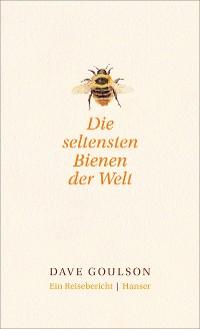 Cover Die seltensten Bienen der Welt.