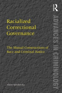 Cover Racialized Correctional Governance
