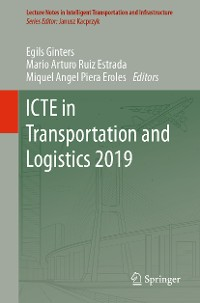 Cover ICTE in Transportation and Logistics 2019