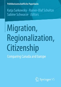 Cover Migration, Regionalization, Citizenship