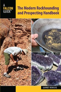 Cover Modern Rockhounding and Prospecting Handbook