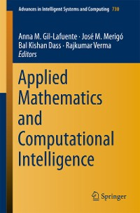 Cover Applied Mathematics and Computational Intelligence