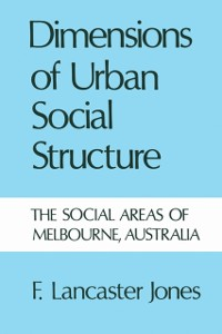 Cover Dimensions of Urban Social Structure