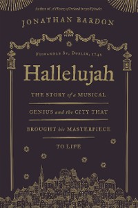 Cover Hallelujah – The story of a musical genius and the city that brought his masterpiece to life