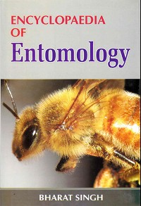 Cover Encyclopaedia of Entomology Volume-1 (Insects and Agriculture)