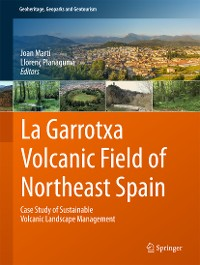 Cover La Garrotxa Volcanic Field of Northeast Spain