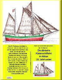Cover Die dänische Küstenschifffahrt im frühen 20. Jahrhundert