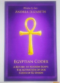 Cover The Egyptian Codex