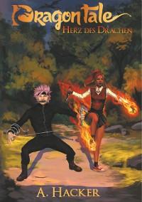 Cover Dragon Tale - Herz des Drachen