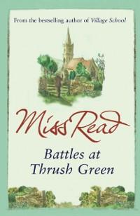 Cover Battles at Thrush Green