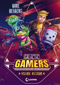 Cover Galactic Gamers - Mission: Asteroid