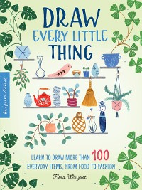 Cover Inspired Artist: Draw Every Little Thing
