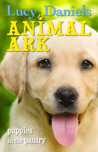 Cover Animal Ark: Puppies in the Pantry