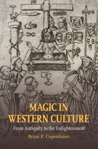 Cover Magic in Western Culture