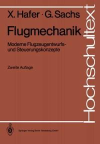 Cover Flugmechanik