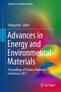 Cover Advances in Energy and Environmental Materials