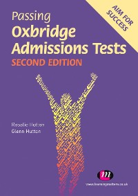 Cover Passing Oxbridge Admissions Tests