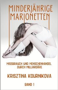 Cover Minderjährige Marionetten Band 1