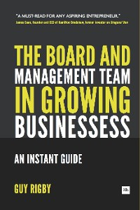 Cover The Board and Management Team in Growing Businesses