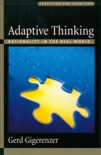 Cover Adaptive Thinking