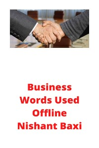 Cover Business Words Used Offline