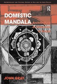 Cover Domestic Mandala