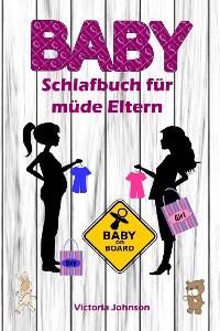 Cover Baby-Schlafbuch für müde Eltern