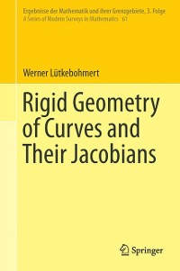 Cover Rigid Geometry of Curves and Their Jacobians
