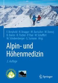 Cover Alpin- und Höhenmedizin