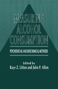 Cover Measuring Alcohol Consumption