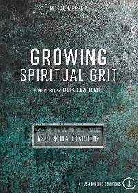 Cover Growing Spiritual Grit