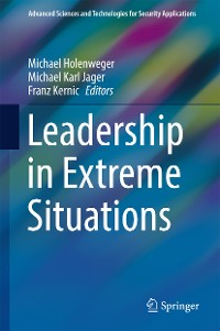 Cover Leadership in Extreme Situations