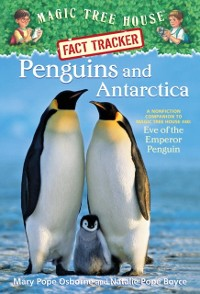 Cover Penguins and Antarctica