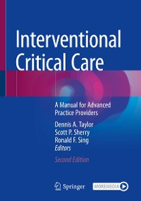 Cover Interventional Critical Care