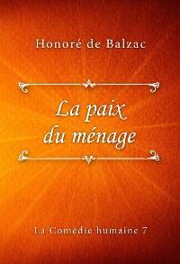 Cover La paix du ménage