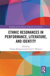 Cover Ethnic Resonances in Performance, Literature, and Identity