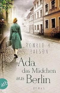 Cover Ada, das Mädchen aus Berlin