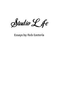 Cover Studio Life
