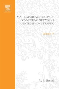 Cover Mathematical Theory of Connecting Networks and Telephone Traffic