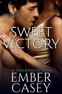 Cover Sweet Victory (The Cunningham Family, Book 2.5)
