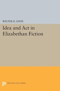 Cover Idea and Act in Elizabethan Fiction