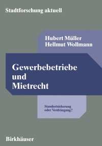 Cover Gewerbebetriebe und Mietrecht