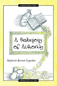 Cover A Pedagogy of Authority