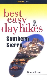Cover Best Easy Day Hikes Southern Sierra