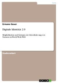 Cover Digitale Identität 2.0