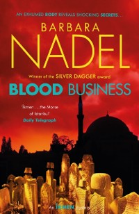 Cover Blood Business (Ikmen Mystery 22)