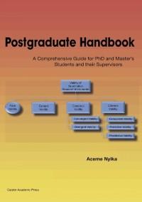 Cover Postgraduate Handbook