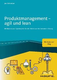 Cover Produktmanagement - agil und lean