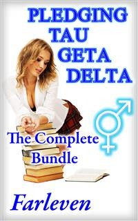 Cover Pledging Tau Geta Delta - The Complete Bundle