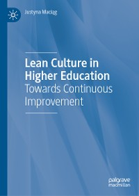 Cover Lean Culture in Higher Education